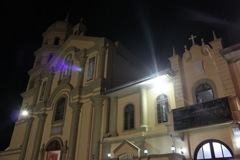 A7 San Sebastian Parish Church - San Sebastian, Lipa City